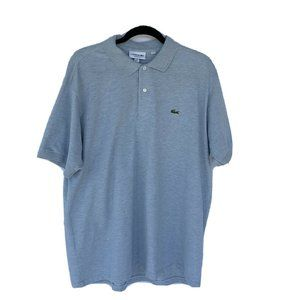 Lacoste Polo Shirt Space Dye Short Sleeve Classic